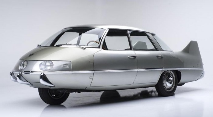 PininfarinaX1960