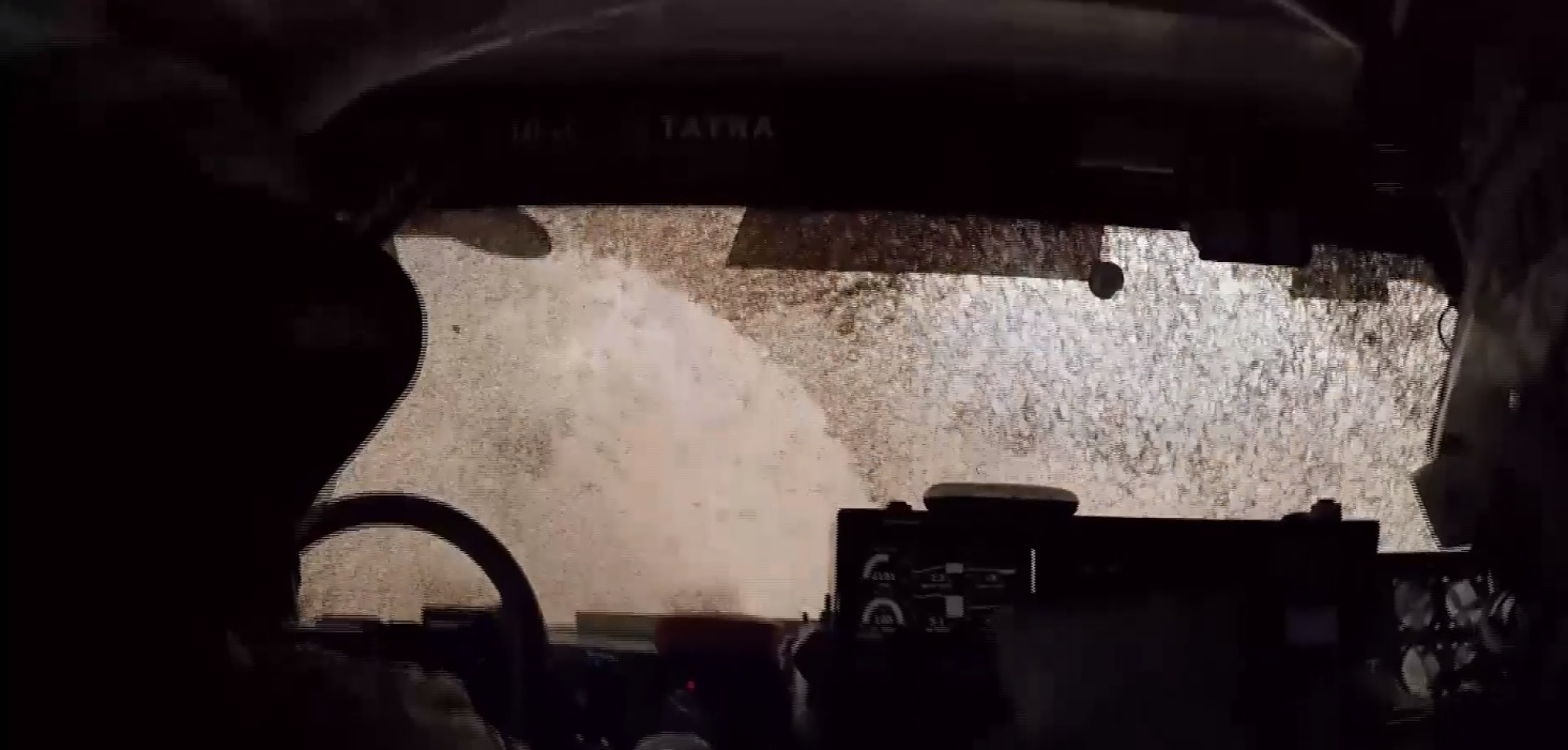 Dakar2018KolomyOnBoard