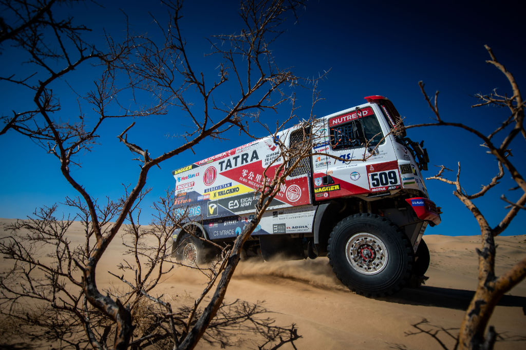 Dakar2021SoltysTest