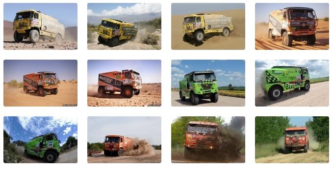 DakarSeveralYears