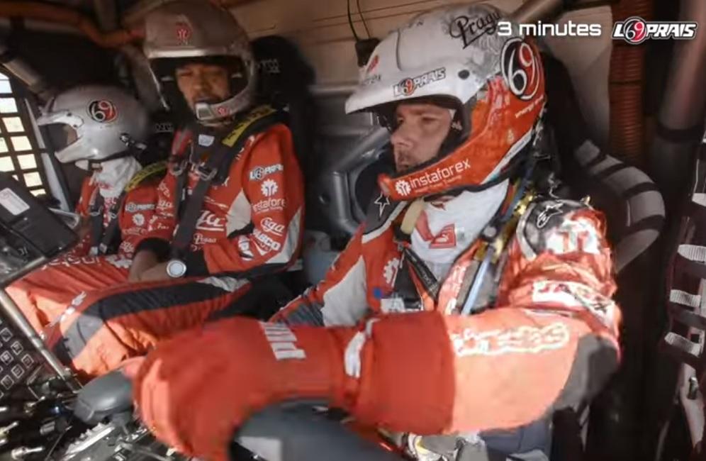 Dakar2021LopraisStage6StartStill