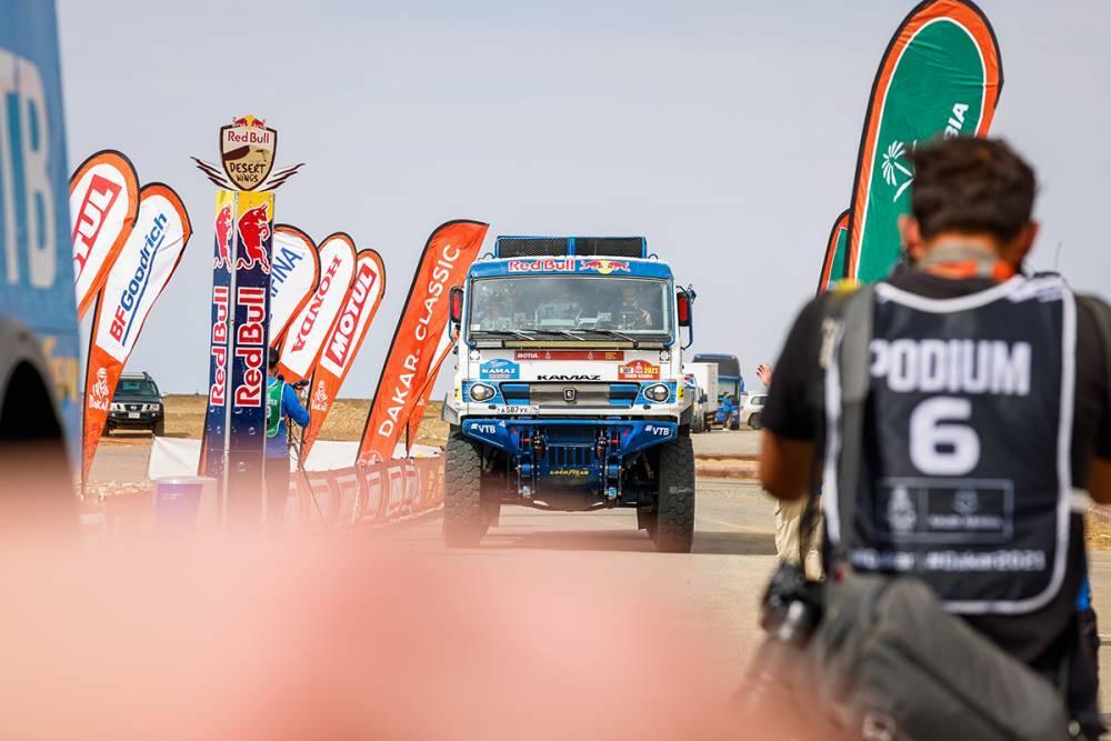 Dakar2021SotnikovKAMAZ